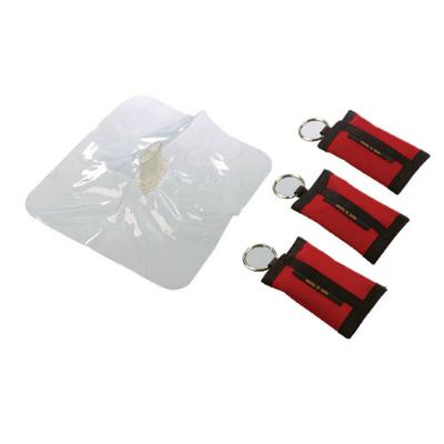 Guardian Key fob and face mask