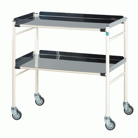 Harrogate Surgical Trolley 91.5 x 76.5 x 46cm