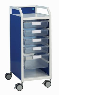 Howarth 2 Trolley - White