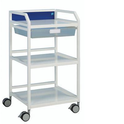 Howarth 4 Trolley - White
