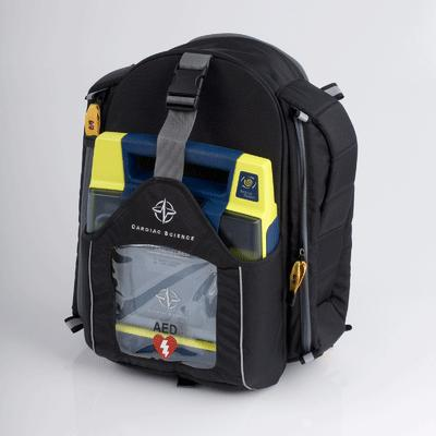 Powerheart G3 AED Rescue Backpack