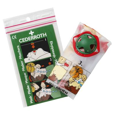 Cederroth Mouth to Mouth Mask