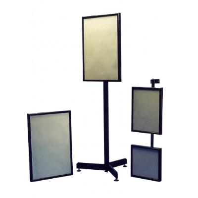 Adjustable Wall Mirror with Bracket - for Eye Testing