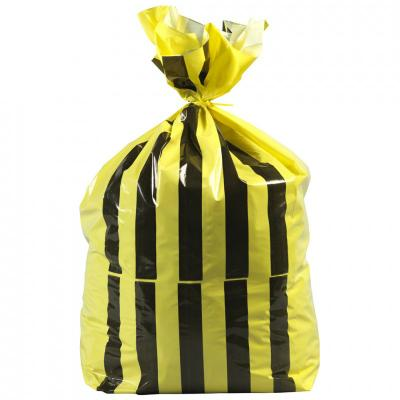 Tiger Stripe Offensive Waste Bags (25)