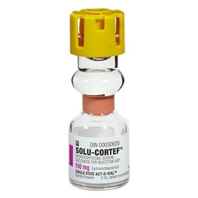 Solu-Cortef Vial 100mg/2ml *POM*
