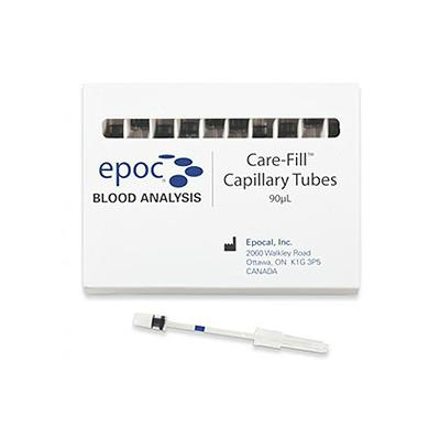Capillary Blood Collectors - 30ul (100)