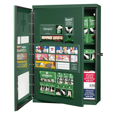 Cederroth Metal First Aid Cabinet