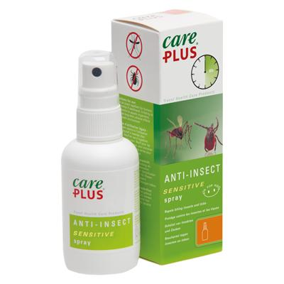 Care Plus Anti-Insect Sensitive Icaridin Spray - 60ml (1)