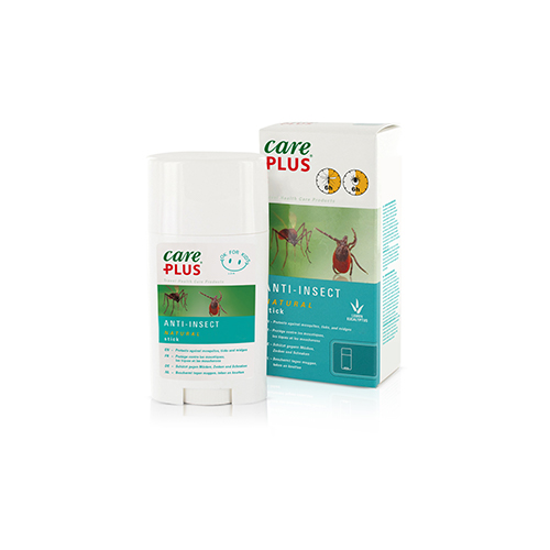 Care Plus Anti-Insect Natural Stick - 50 ml