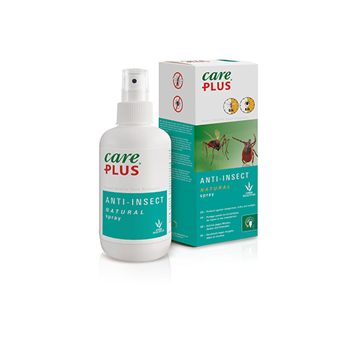 Care Plus Anti-Insect Natural Spray - 200ml