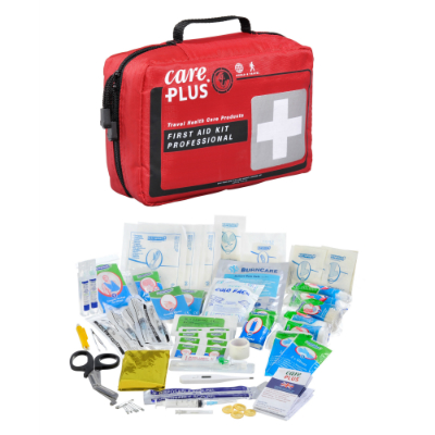 Care Plus First Aid Kit - Professional - Clearance images