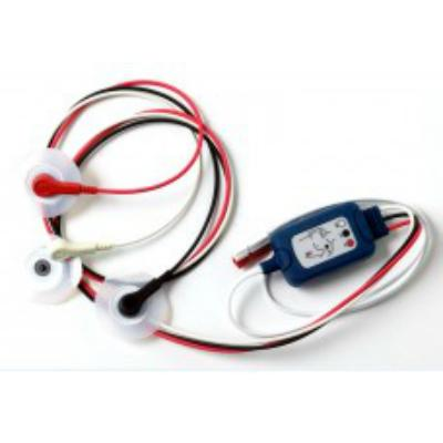 3-Lead ECG Cable for Powerheart AED G3 Pro