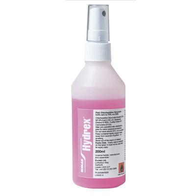 Hydrex Pink Spray - 200ml