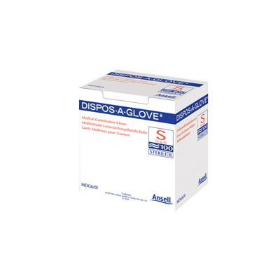 Gloves Dispos-a-Glove Sterile Large (100)
