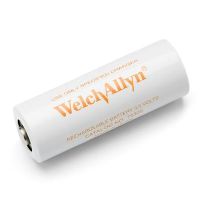 Welch Allyn 3.5V Rechargeable Battery (NiCad) for 72300