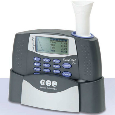 Calibration Adapter for NDD Spirometer