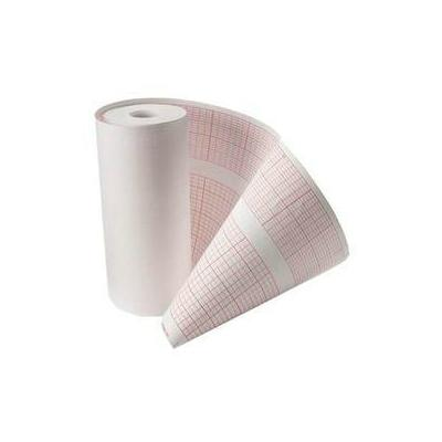 Paper rolls for Delta 60+ ECG pack of 10