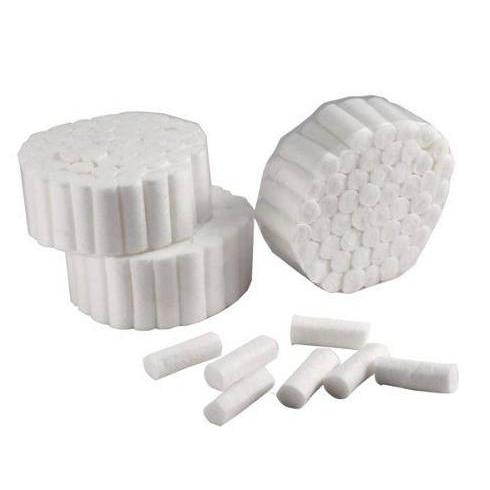 Dental Cotton Wool Rolls No.3 12mm (500)