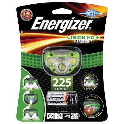Energizer Advanced Head Torch 7 LED