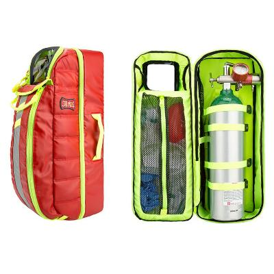 Statpacks G3 Tidal Volume Oxygen Cylinder Bag - Red