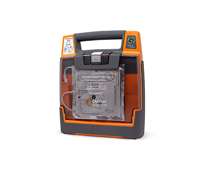 Powerheart G3 Elite AED - Fully Automatic