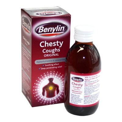 Benylin Chesty Cough - 300ml *P*
