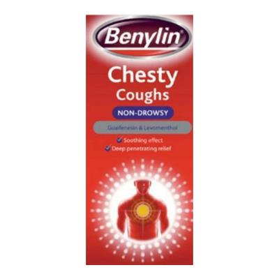 Benylin Chesty Coughs Non-Drowsy - 150ml