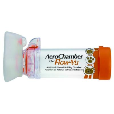 Aero Chamber Infant (Up to 1 Year Old) - Orange
