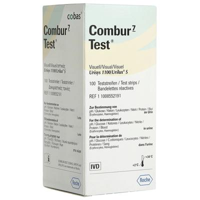 Roche Combur 7 Test Strips (100)