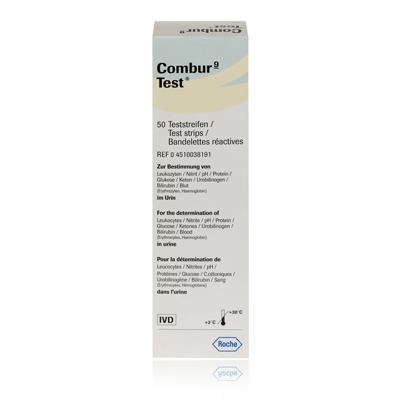 Roche Combur 9 Test Strips (100)