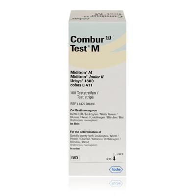 Roche Combur 10 Test Strips (100)