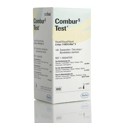 Roche Combur 5 Test Strips (100)