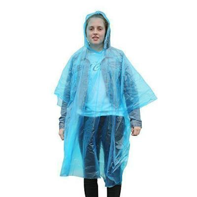 Disposable Rain Poncho (8)