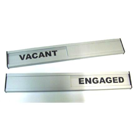Sliding Entry System - Vacant/Engaged