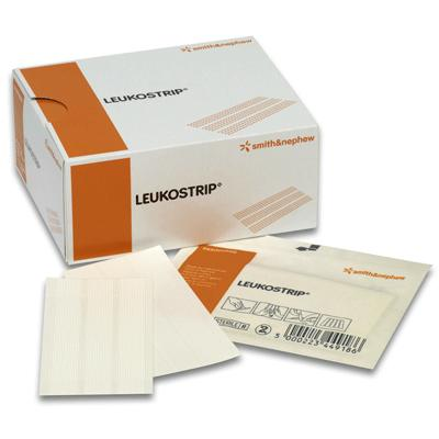 Leukostrip Wound Closures - 102mm x 6.4mm (50)