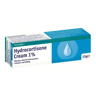 Hydrocortisone Cream 1% - 15g *P*