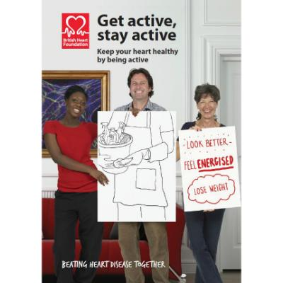 Get Active/ Stay Active Booklet (10)