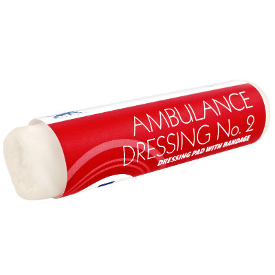 Ambulance Dressing No. 2 - 20cm x 15cm