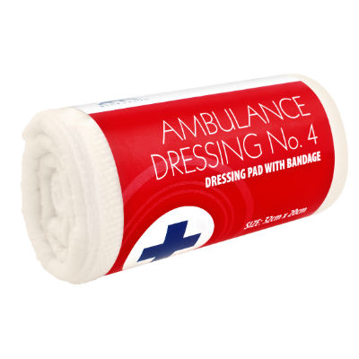 Ambulance Dressing No. 4 - 32cm x 20cm