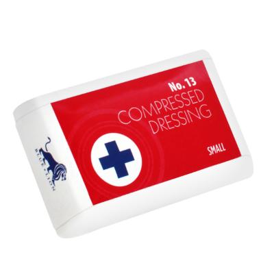 Compressed Wound Dressing No. 13 - Small