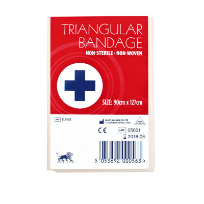 Disposable Non-Woven Triangular Bandage