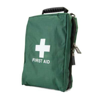 Vehicle First Aid Kit in Bag