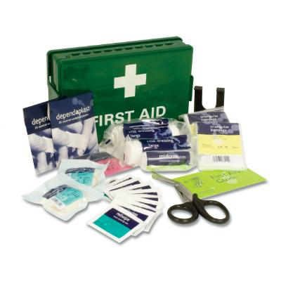 Public Service Vehicle First Aid Kit - Refill