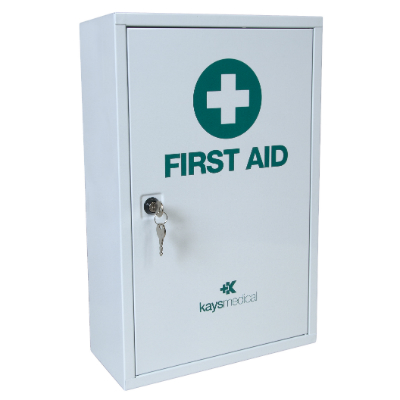 Single First Aid Cabinet - Empty