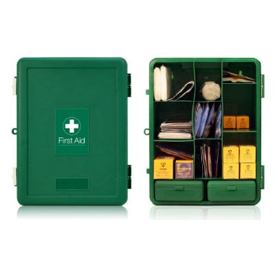 Fast Check First Aid Cabinet - 25cm x 34cm x 15cm