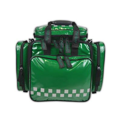Tardis Trauma Bag - Green - 36 x 44 x 25cm