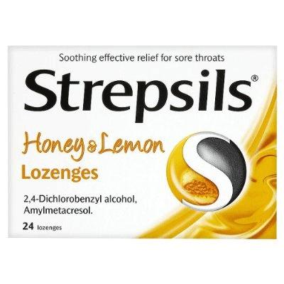 Strepsils Honey and Lemon (24)