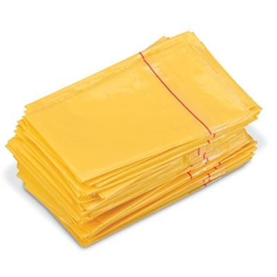 Clinical Waste Bags - 38 x 71 x 99cm - Yellow (100)