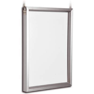 Slide In Aluminium Poster Frame - 450mm x 150mm