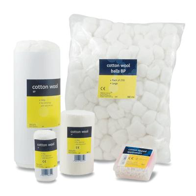 Cotton Wool Balls - Small (500)